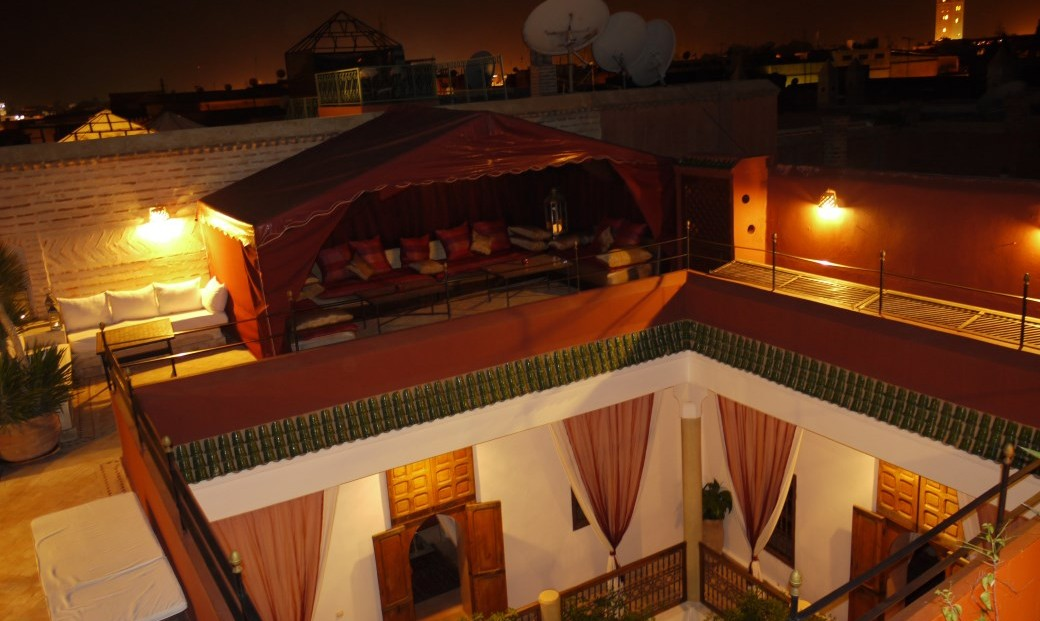 Quiet Luxurious Hotel Marrakech