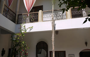 About the Riad