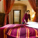 High quality rooms in Marrakech at Riad El Zohar