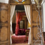 Authentic rooms in Marrakech at Riad El Zohar