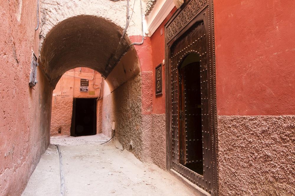 El Zohar Riad, Marrakech, Morocco.