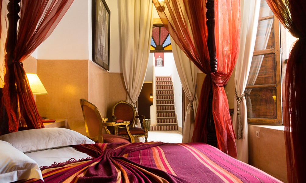 One of the Best Riads in Marrakech