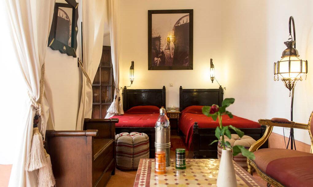 Riad el Zohar - Dades Room