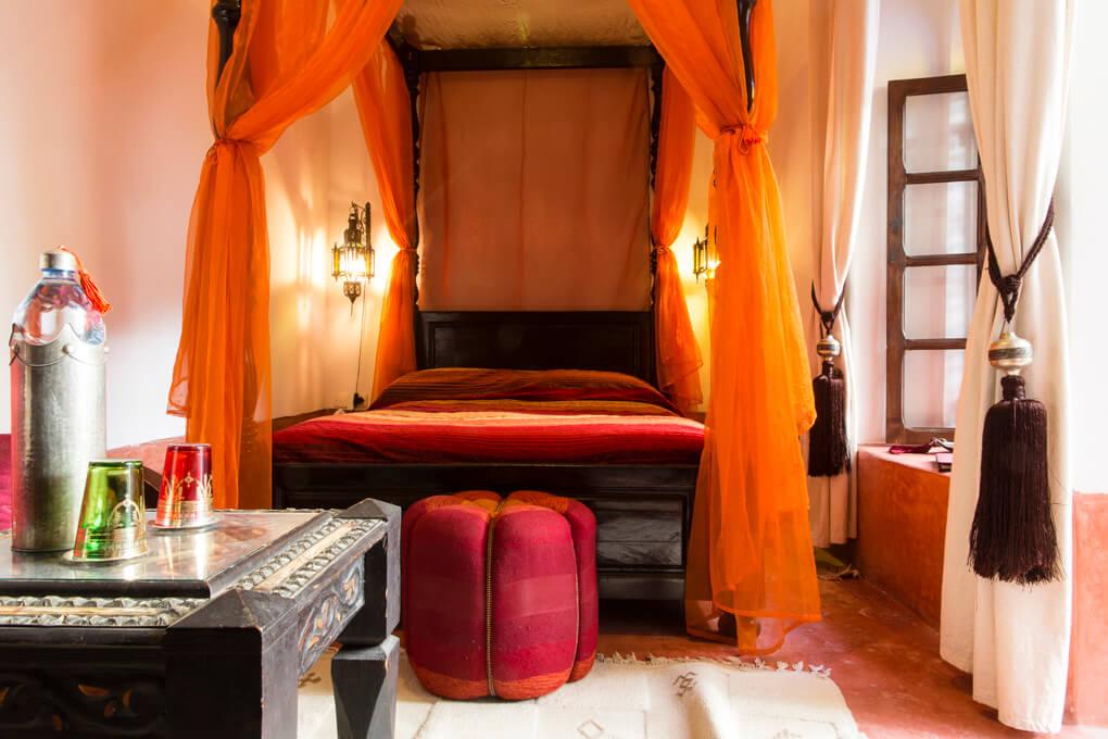 Riad El Zohar- Draa Room
