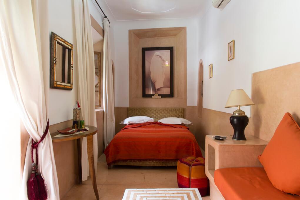 Riad el Zohar - Moulouya-Room