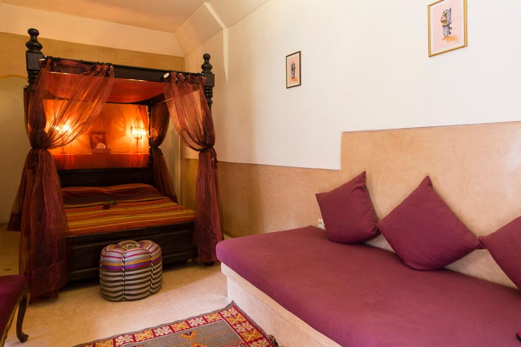 Riad el Zohar - Ourika room