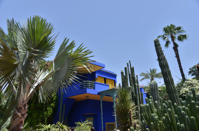 Jardin Majorelle - Marrakesh - Morocco