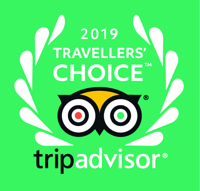 Tipadvisor - 2019 Travellers's Choice
