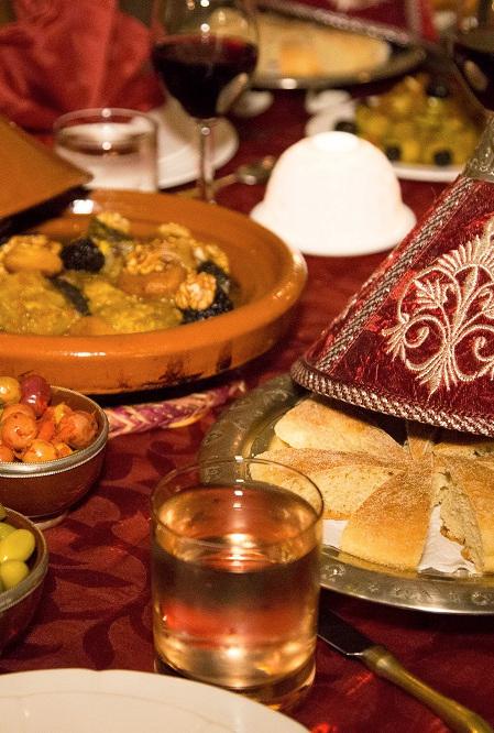 Dinner at El Zohar