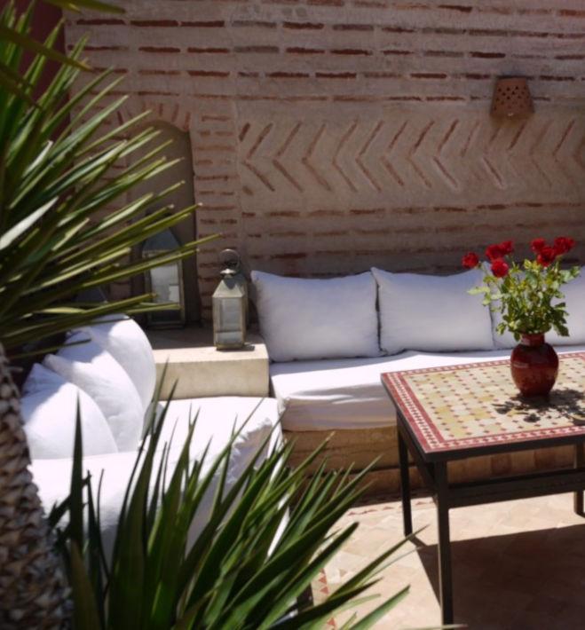 Terrace Quiet Corner